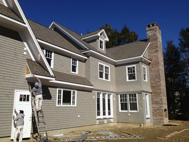 Exterior Painting Contractor Paint Home Services