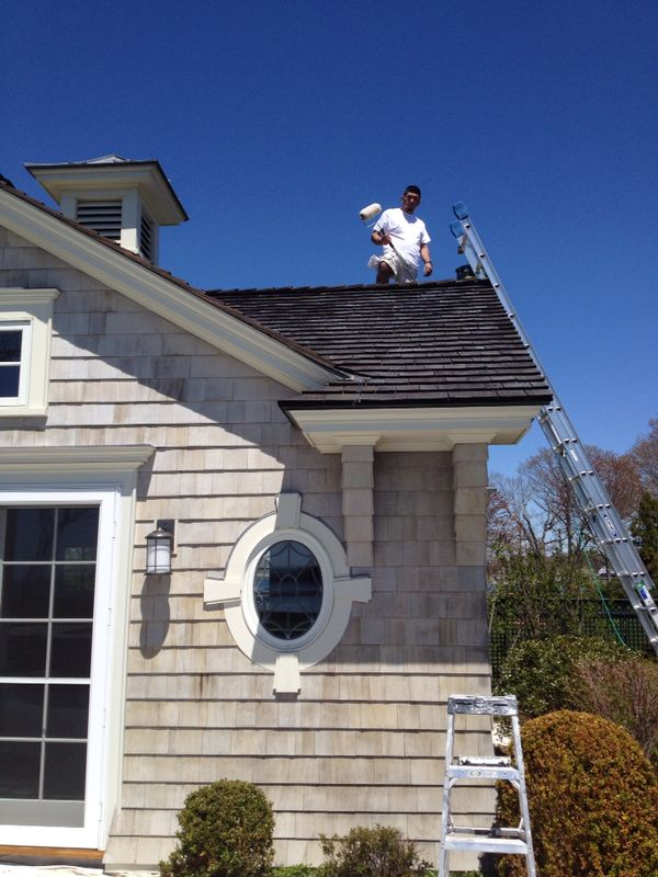 Exterior paint contractor gap painting home services - Exterior house painting contractors ...