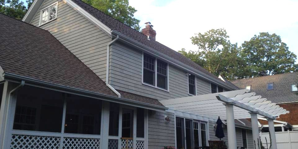 Exterior Painting and Restoration Services