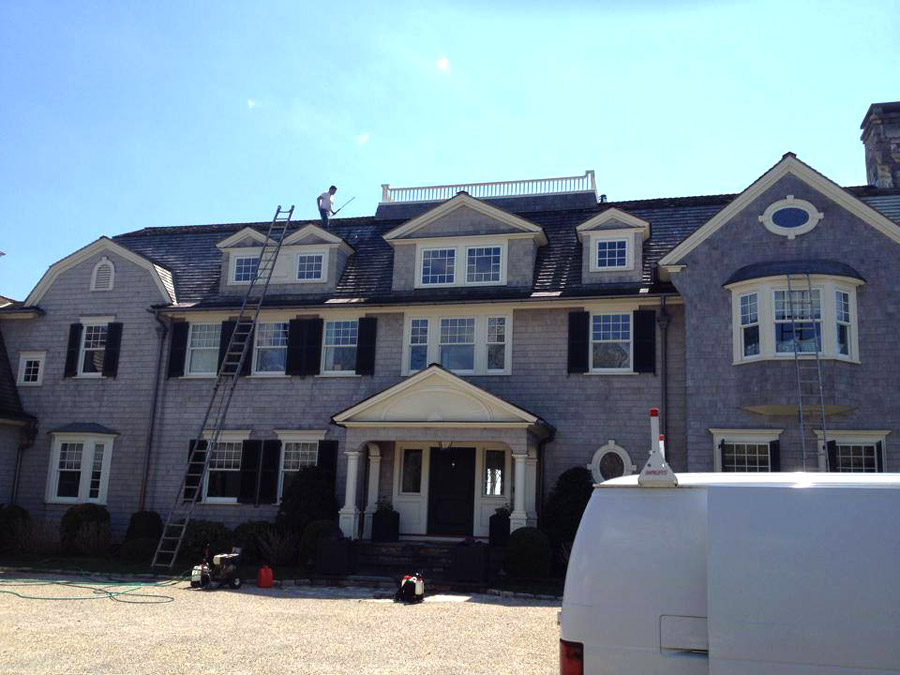 Exterior Paint Services in Stamford