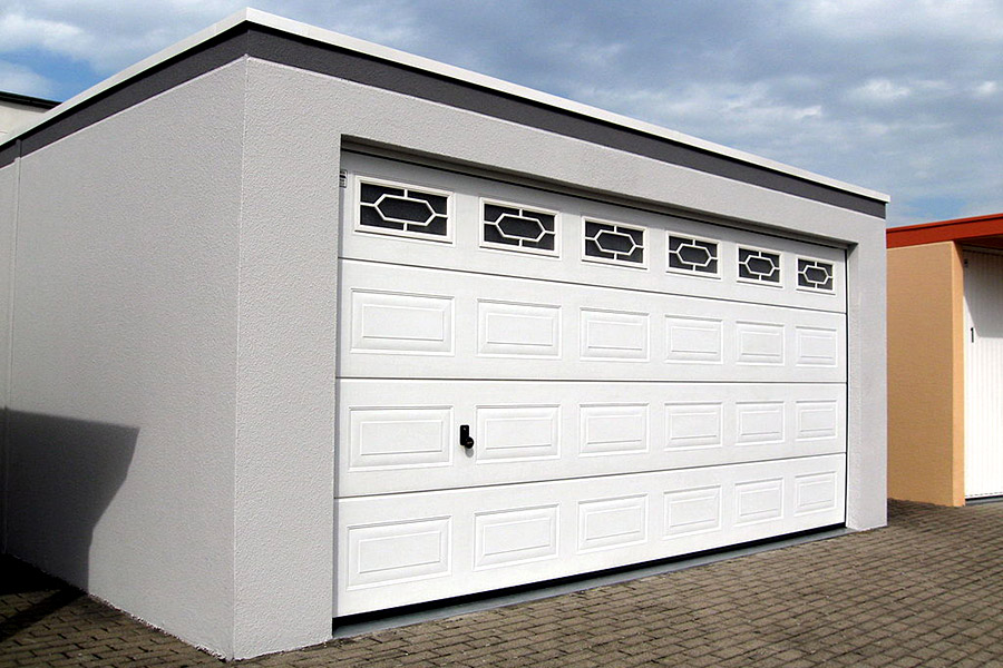 Don't Forget to Paint the Garage