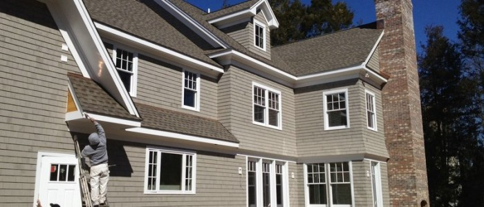 Professional exterior painting contractor in Greenwich
