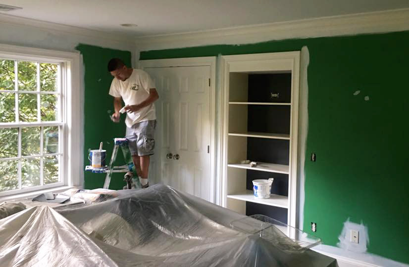 Painting services in Wilton