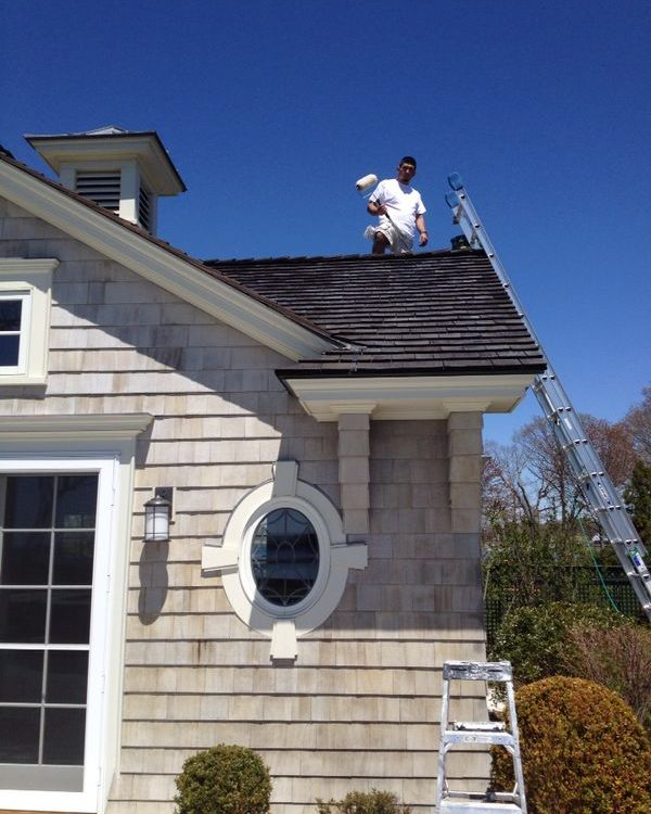 Exterior Paint Contractor