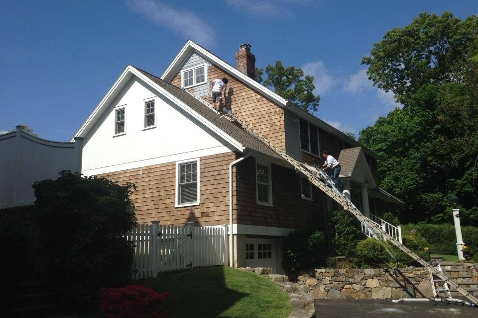 Painting contractors in New Canaan